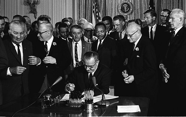 On This Day In 1966 Pres Lyndon B Johnson Signed The National Historic Preservation Act Into Law